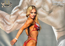 2018 European - Saturday, Bodyfitness up to 163cm