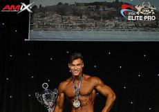 2018 Elite PRO Nafplio - Men´s Physique