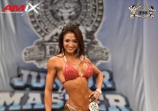 2014 World Championships Mexico - Bikini Juniors do 166cm