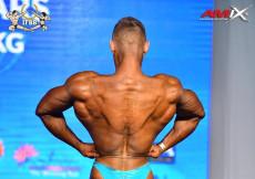 2019 WJC - Junior Bodybuilding 16-23y 75kg