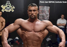 2015 Russia Champ - Weight-in Part 1