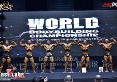 2019 World BB - Classic Physique 180cm plus