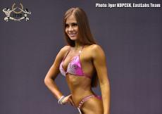 2015 Olympia Am Moscow - Bikini 163cm Prejudging