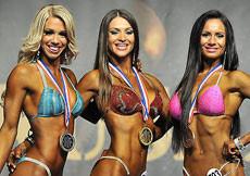 2014 Majstrovstvá Európy, bikini do 172cm