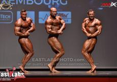 2018 Diamond Luxembourg, Bodybuilding 90kg plus