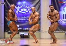 2019 World Master BB 40-44y 90kg