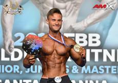 MPh 173cm - 2019 European Championships