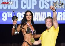 2018 Diamond Ostrava, Bodyfitness Overall