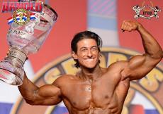 2015 Arnold Classic PRO - kategória Men´s Physique