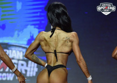 2021 Siberian Bikinifitness 172cm plus