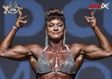 2019 Diamond Luxembourg - Women's Physique
