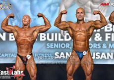 Master BB Overall - 2019 European Championships