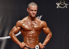 2014 World Classic, Alicante - prejudging 168cm