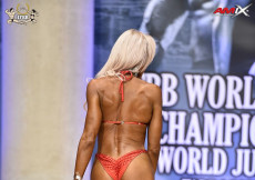 2018 World Master - Bikinifitness 35-39y over 163cm