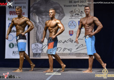 2017 AMIX Cup - Physique OVERALL