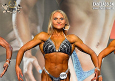 2018 European - Saturday, Bodyfitness up to 158cm