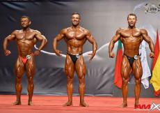 2014 World Classic, Alicante - Finale over 180cm