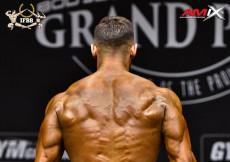 Sweden Grand Prix 2019 - Bodybuilding 80kg plus