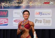 2019 Santonja Cup - Master Bodyfitness Open