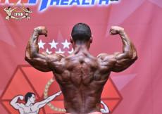 2019 Madrid - Bodybuilding 90kg