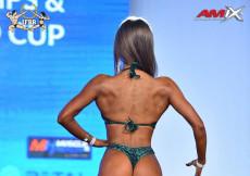 2019 WJC - Junior Bikini 21-23y 166cm