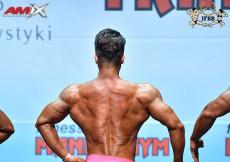 2018 World Fitness - Muscular MPh
