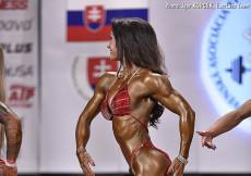 2017 Majstrovstvá Slovenska žien - bodyfitness