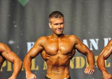 2014 Majstrovstvá Európy, kulturistika, juniori do 75kg