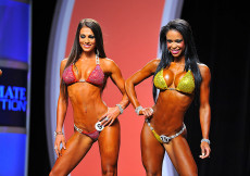 2013 Semifinále Bikini