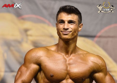 2019 Diamond Skopje - Mens Physique 173cm