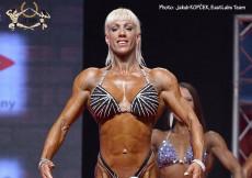 2017 EVLS Prague - Bodyfitness 168cm