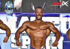 2016 Olympia Spain - bodybuilding 85kg