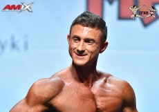2018 World Fitness - Mens Physique 170cm