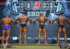 2016 Siberian Power - Bodybuilding 100kg plus