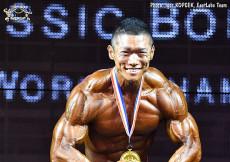 2017 World Mens Champ - Clasic BB 175cm