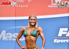2014 Wilkins Championships - Final BF over 168cm