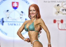 2017 Majstrovstvá Slovenska - bikini 160cm