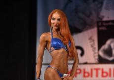 2015 Sibir Cup - bikini up to 169cm