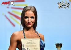 2018 World Fitness - Fitness Final nad 163cm