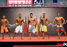 2014 World Cup Alicante - Overall mens physique