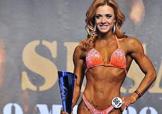 2014 Majstrovstvá Európy, bodyfitness overall