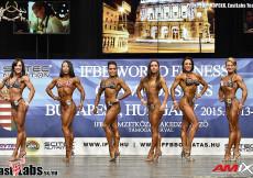 2015 World Fitness - Bodyfitness AWARDS