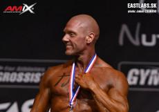 2018 Sweden Grand Prix, Bodybuilding up to 80kg