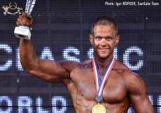 2017 World Mens Champ - G Classic BB over 175cm