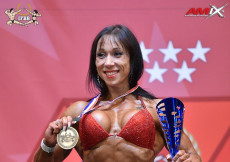 2019 Madrid - Master Women's Physique