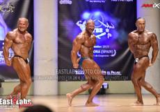 2019 World Master BB 50-54y 80kg plus