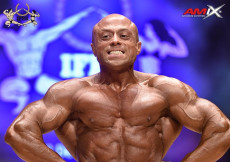 2019 World Master BB 40-44y 70kg