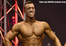 2016 OL Moscow - mens´s physique 184cm