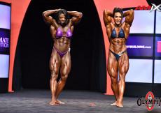 2014 Las Vegas - W Bodybuilding Olympia, semifinále