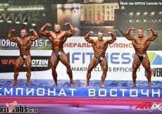 2015 Russia - Bodybuilding Masters Overall